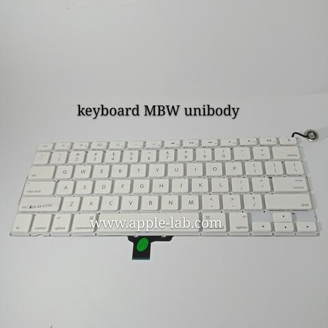 keyboard MBW unibody 13 inch