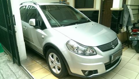 Suzuki SX4 X-Over A/T 2011 Antik