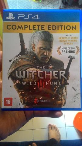 The Witcher 3 Complete Edition BD PS4 Bandung