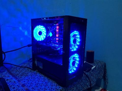 JUAL PC GAMING SKYLAKE i5 6500 /DDR4 2133 8GB/GTX 1060 6GB