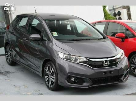 Honda Jazz S Manual 2018 Stock Ready ... Grab It Fast