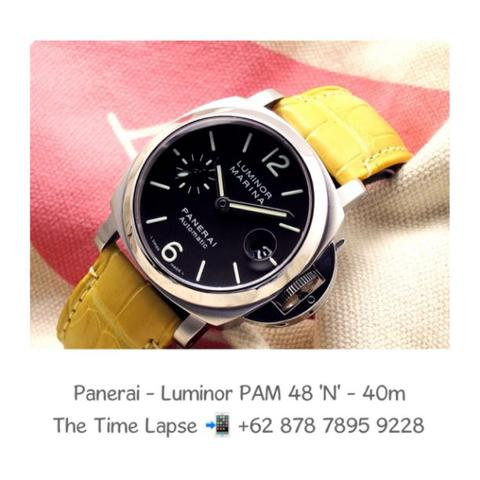 Panerai - Luminor PAM 48 'N' - 40m