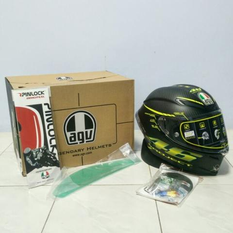 AGV PISTA GP PROJECT v2.0 Size ML