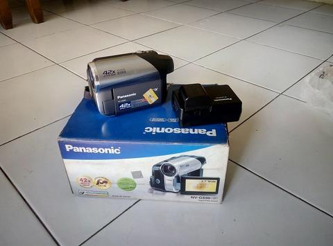 panasonic NV-GS90, camcoder