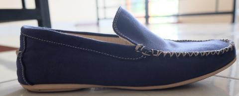 Dexter Driving Shoes (Navy) - Premium Quality
