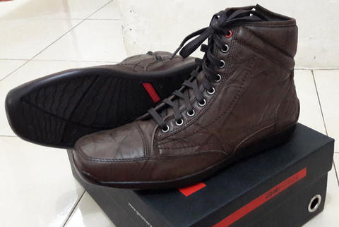 Gino Mariani Elario 2 Dark Brown Leather (Size '42')
