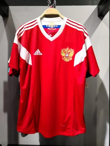 Jersey Bola Rusia Home World Cup (Piala Dunia) 2018 Official