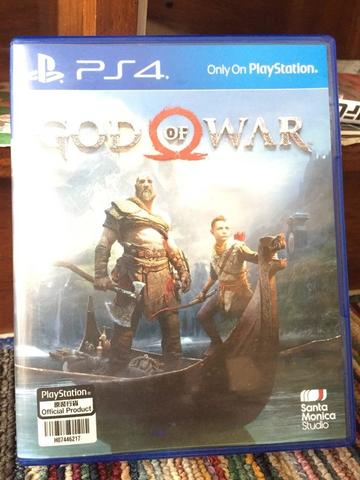 [JUAL] [PS4] GOD OF WAR 4 GAME PALING AJIBBB TAHUN INI !!!!!