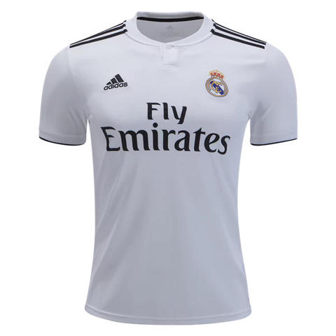 Kaos Jersey Bola Real Madrid Home 2018-2019 Terbaru