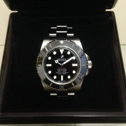 Rolex Submariner Date Supreme Noob V7