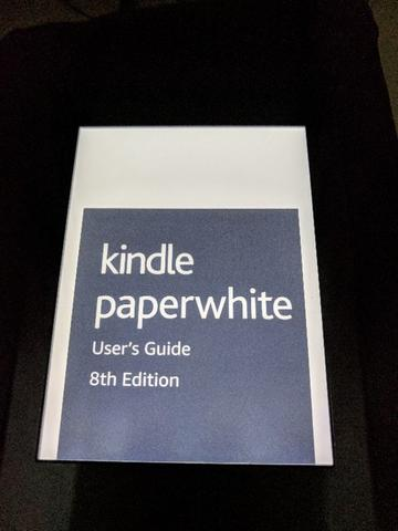 amazon Kindle Paperwhite 8th ads