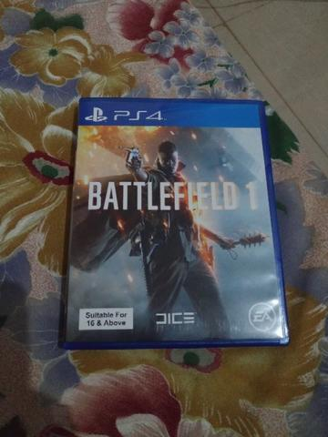BD PS 4 Battlefield 1