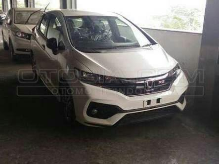 Honda New Jszz RS Manual 2018 Stock Ready , Grab It Fast