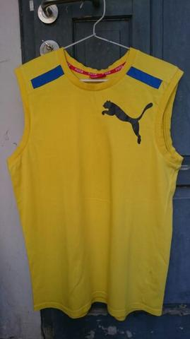 Sleeveless Tee Original Puma Usain Bolt Look Size L