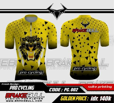 Jersey Gowes Sepeda