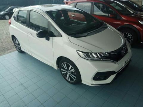 Honda New Jazz RS MT 2018 Brio Mobilio Jazz CRV HRV BRV City S E RS MT AT CVT 2018