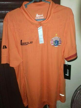 Jersey Persija Jakarta Away 2017 Replika Original League BNWT