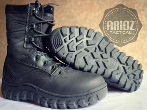 Bates Boots Tactical Black import