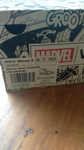 Vans x Marvel Black Panther (Collectors, Marvel fans MASUK!) COLLECTIBE SHOES!