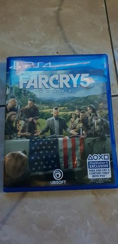 FAR CRY 5 (SECOND)