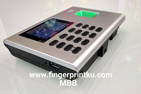 Mesin Absensi Support Doorlock Internal battery MBB 300