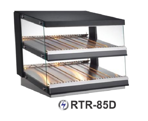 RTR-85D FAST FOOD DISPLAY WARMER - DISPLAY PENGHANGAT MAKANAN