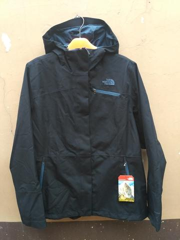 The North Face (TNF) Original Tipe Upandover Triclimate Size L Women