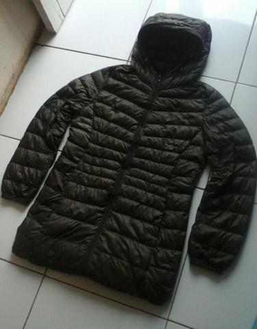 JAKET OUTDOOR BULU ANGSA BULANG ULTRA LIGHT DOWN JACKET UNIQLO ORIGINAL
