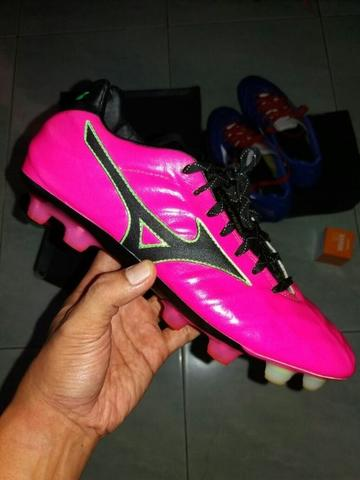 Mizuno Rebula V1 Made in Japan MD - Pink Glow/Black/Green Gecko
