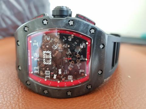 Richard Mille RM 011 KVF Black Night