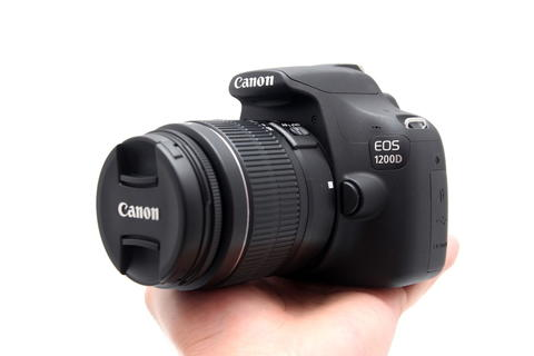 Canon 1200D 18-55mm III KIT Mulus SC MINIM BOX LIKE NEW