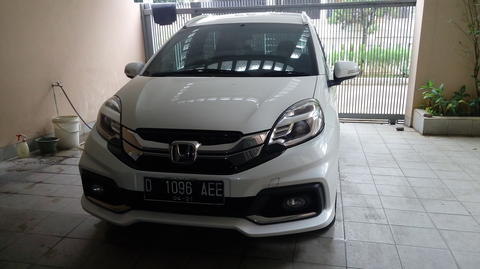 honda mobillio RS matic th 2014