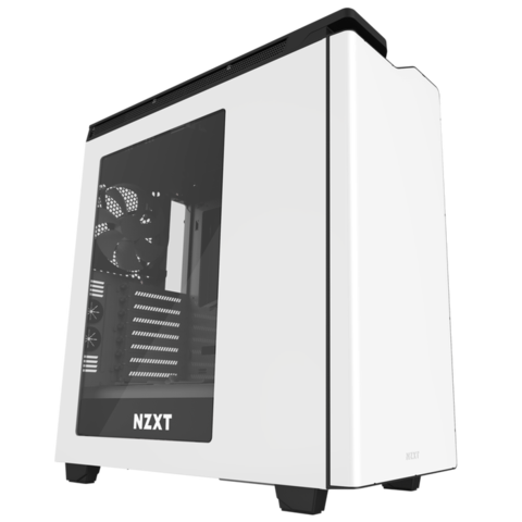 NZXT H440 White Edition
