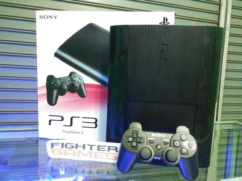PS3 Superslim CFW HARDISK 120GB >> READY GOJEK <<