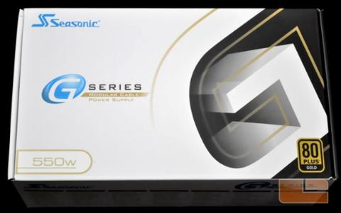 Seasonic G650 Gold Certified