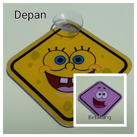 Sign Board Bikini Bottom