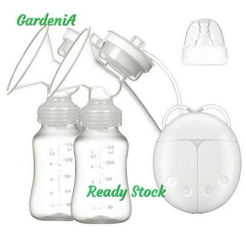 Pompa Asi Elektrik - Electric Breast Pump Plus Nipple - Ready Stock
