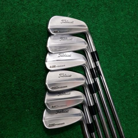 Iron Set Titleist 712 MB Forged