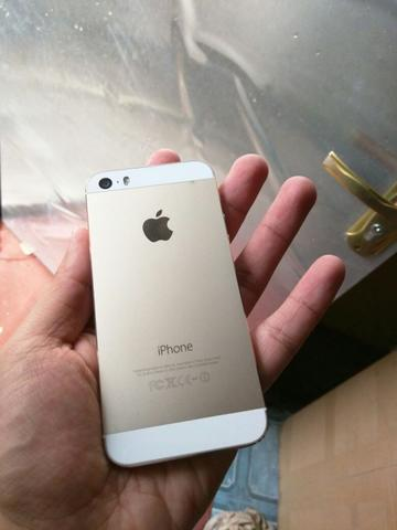 Iphone 5s 16gb gold murah mulus