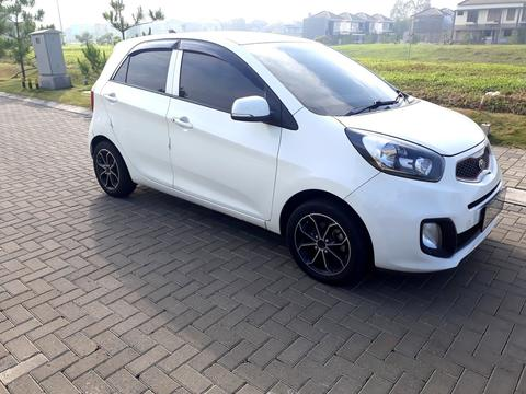 All New Picanto Facelift AT Matik 2014