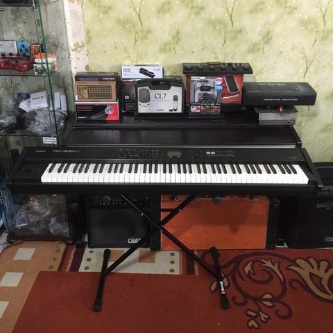 ***BILLY MUSIK*** Digital Stage Piano Roland RD300NX RD300-NX Mulus - Segel