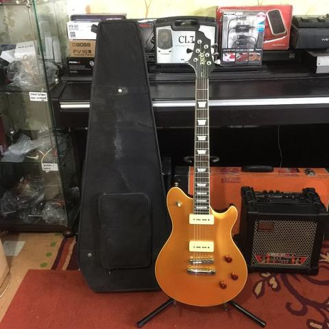 ***BILLY MUSIK*** Gitar Radix Royal with Case Semi Gigbag