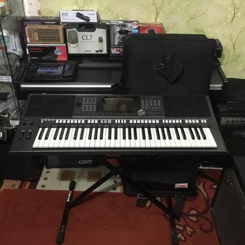 ***BILLY MUSIK*** Keyboard Yamaha PSR S970 PSR-S970 S S970 with Gigbag