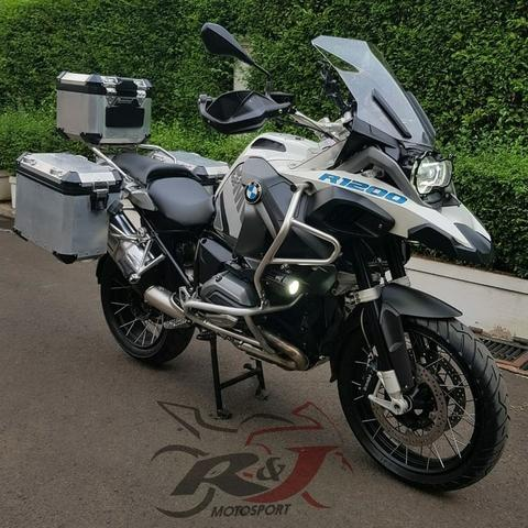 BMW R1200 GS K51 Warna Putih Tahun 2015 Warna Putih Full Box