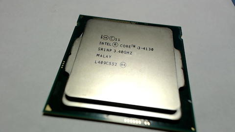 Core i3 Haswell