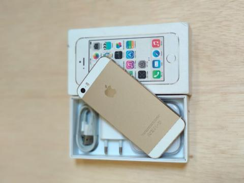 Iphone 5s 16gb LL/A muluss no minus fullset