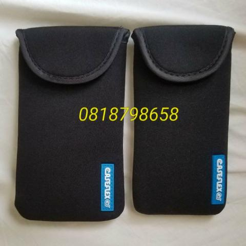 Hp CASEFLEX casing sarung pouch Samsung Iphone Huawei LG Sony Asus Oppo Z5