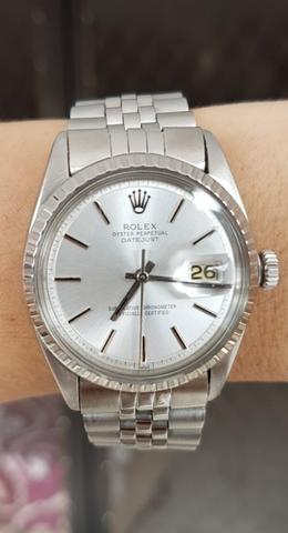 murah rolex 1603 boy size 36mm rare item very mint condition