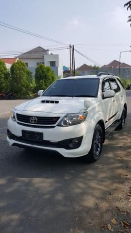 Foetuner TRD VNT 2013 km28rb model 2014 SUPER