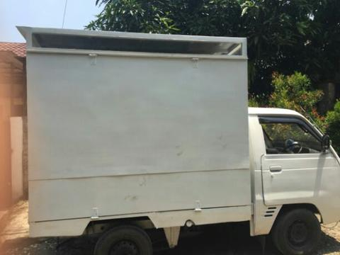 Terjual Mobil Carry Pick Up Modif